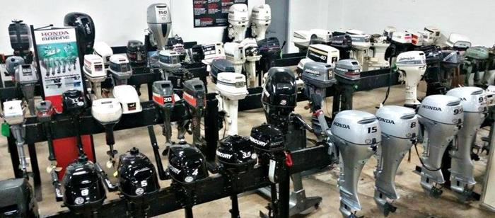 Cash Paid For Outboards, Boats, Trailers and Accessories