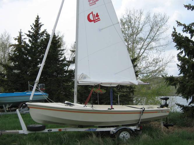 CL14 Day Sailer  Near Mint Condition for sale in Swift