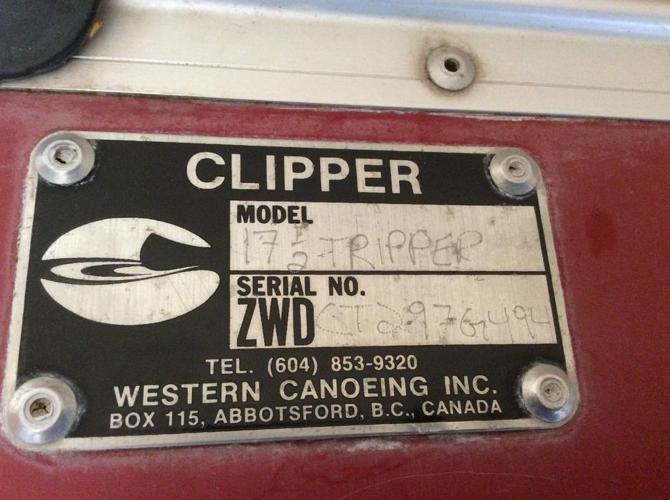 Clipper Tripper 17.5'