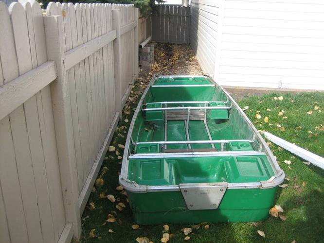 Coleman Crawdad for Sale in Lacombe, AB for sale in Lacombe