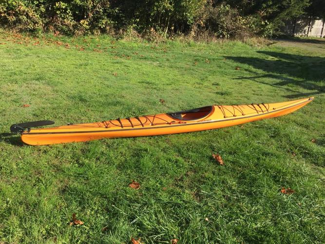 Current Designs Solstice GTS High Volume Single Sea Kayak