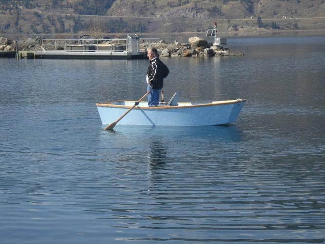 Flat bottom skiff boat plans info bill ship for Flat bottom fishing boats