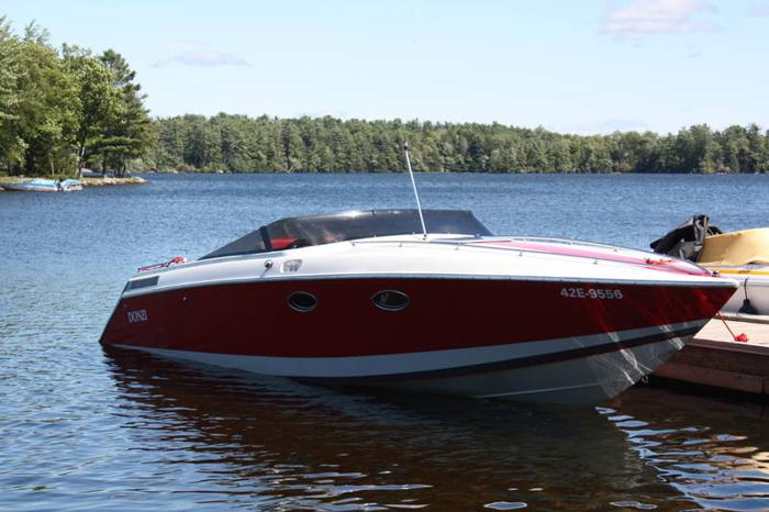 Jet Boats For Sale: Donzi Jet Boats For Sale