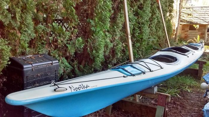 Double 22' Necky Kayak for sale in Chemainus, British Columbia