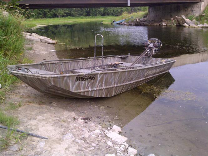 Used Duck Boats And Mud Motors For Sale In Canada | Autos Weblog