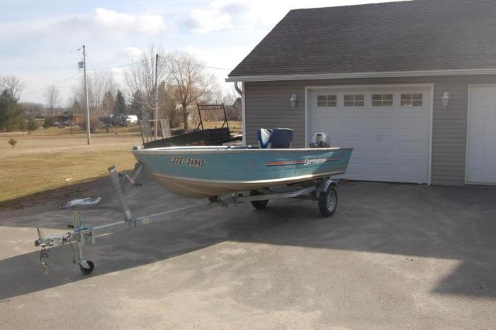 Fishing Boat (negotiable)