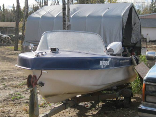 for sale 16 ft boat