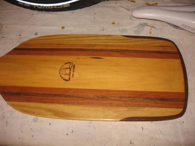 Grey Owl Hammerhead Whitewater Canoe Paddle