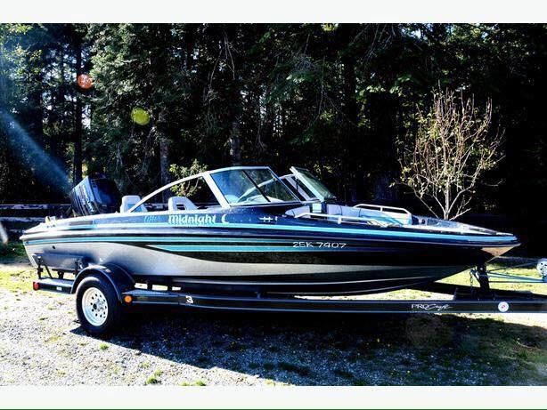 Immaculate Pro craft water sport boat