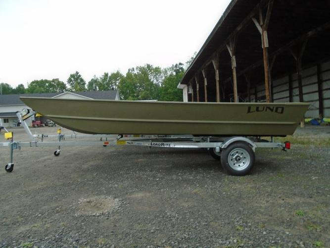 Lund Jon Boats for sale