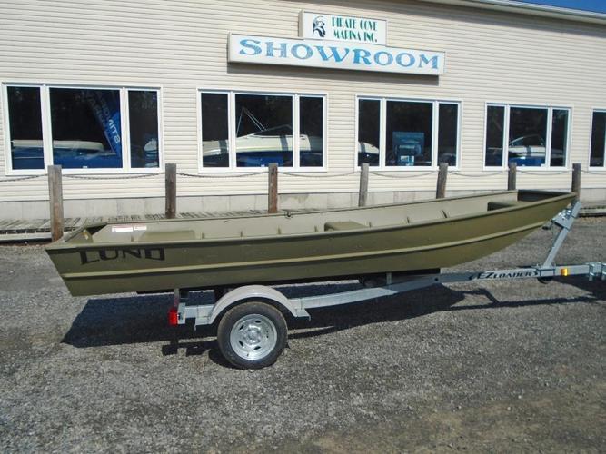 LUND Jon Boats