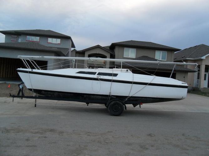 MacGregor 26 S for sale in Pense, Saskatchewan - Used boats