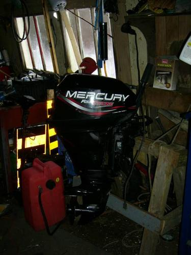 MERCURY OUTBOARD 15 HP