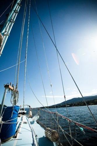 Morgan Out Island 42ft Sail Boat