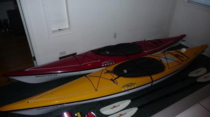Necky Manitou 13 Kayaks