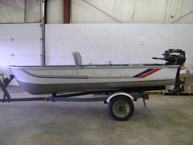 Aluminum Boats For Sale Bc >> New pics! For sale or trade: 12 ft. Aluminum boat with trailer for sale in Sydney, Nova Scotia ...