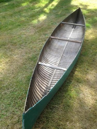 OBO - Rare Antique Canoe for sale in Duncan, British