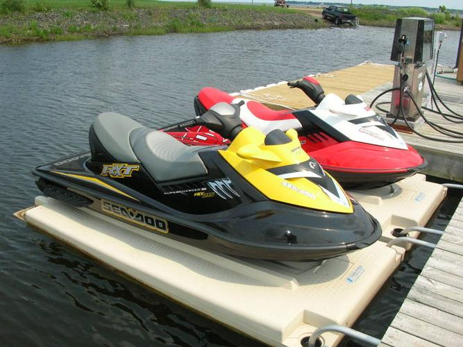 Pair of Seadoo RXT 215 Supercharged. Fall clearance price