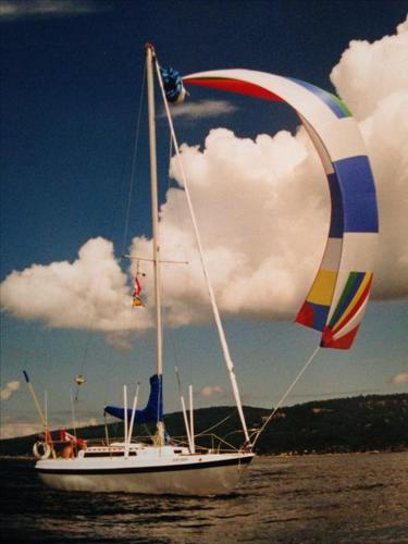 PRICE REDUCTION - Tanzer 8.5 MUST GO