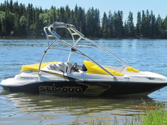 Seadoo Prices >> Sea Doo 150 Speedster 255hp supercharged for sale in Saskatoon, Saskatchewan - Used boats for you