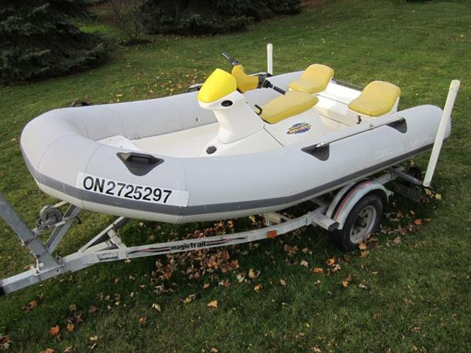Sea-Doo Explorer for sale in Amherstburg, Ontario - Used
