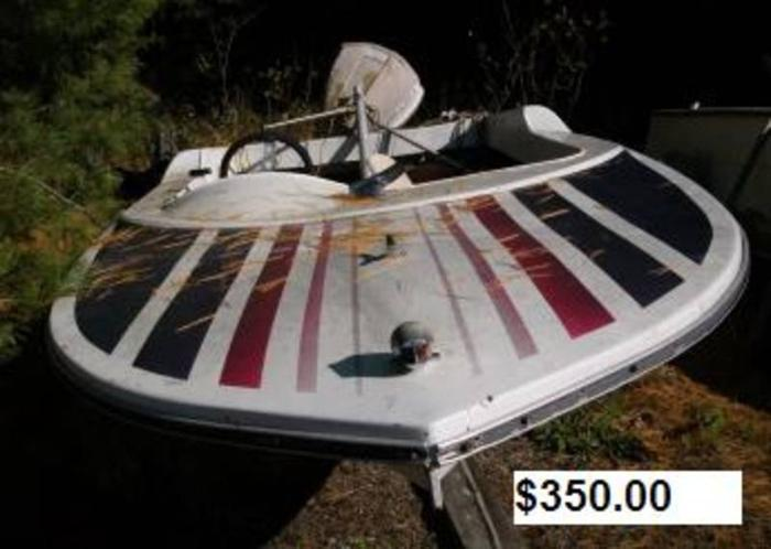 Speed boat for sale project for sale in apsley ontario for Outboard motor for sale ontario
