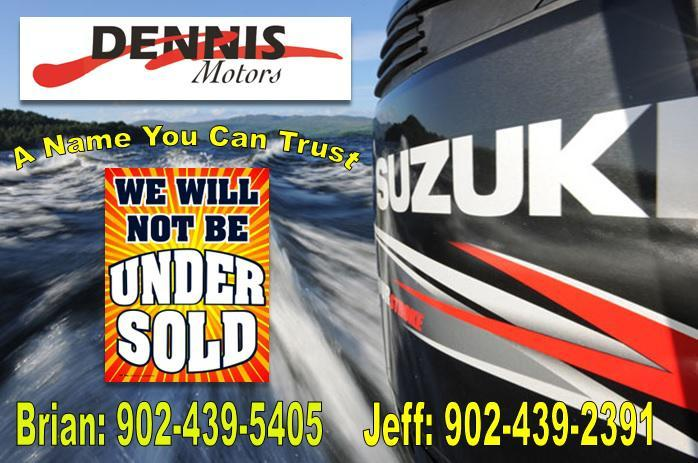 Suzuki Outboard Sale - Financing Available