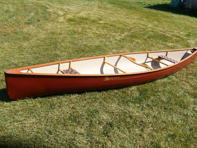 Swift Quetico 16' Kevlar canoe for sale in Havelock, Ontario