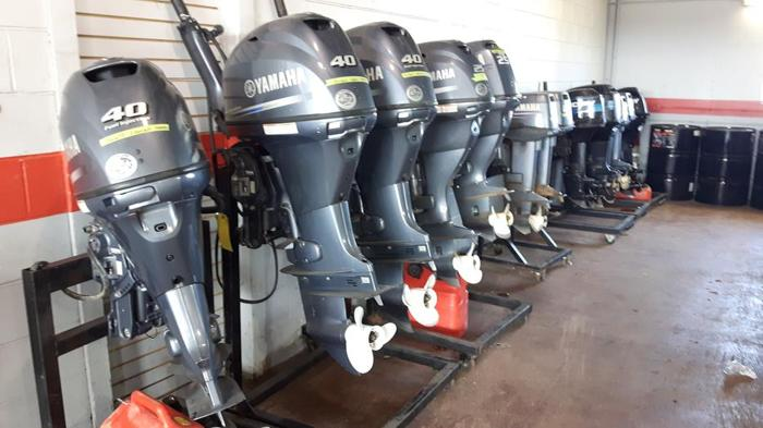 Used Outboards - All Sizes - Financing Available