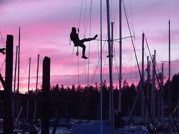 Vancouver Islands Yacht Rigging Specialist