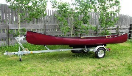 Wanted: Canoe Trailer
