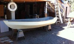 Custom finished by Oak Bay Boatworks, includes 7' oars, 3 seats with floatation. Also available, a 2.5 HP Mercury 4 stroke outboard with 3 hours use. Pictures to follow.
