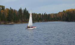 12 foot 'Petrel' sailboat: Aluminum Mainsail and Jib in good shape 3 foot dagger board, makes it easily trailerable Excellent condition Fun and easy to sail