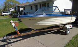 Was great starting fishing boat,I have it two years . Sale it with all equipment: trailer,engine,gas tank,battery,oars and anchors. Also available two children's life jackets.