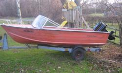 Must sell might be relocating out west, great boat no leaks new floor and transum. Winterized and ready to go. $1000