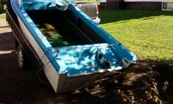 For Sale:  14 ft. Prince Craft Speed Boat with 10 HP motor, runs well but comes with spare parts.  CALL:  902-957-1422. DO NOT EMAIL RESPONCE, POSTED BY THIRD PARTY.
