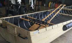 I have a 14 foot square stern canoe in very good condition. I purchased it new less than 3 years ago from Western canoe & kayaking in Abbotsford. This canoe was priced at $1495 when I bought it. I have seats, paddles, & life jackets that could be