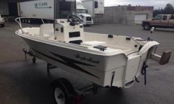 15 FT Hydrablast Fishing boat complete with Trailer and Registration. Boat and trailer are in excellent condition, I also have a 2004 Mercury 25HP engine available to purchase separately. We have recently found a larger vessel and will be primarily using