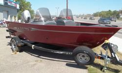 This 2011 Lund Rebel comes equiped with live well and bait well, three seats dual side councils with wind sheilds, trolling motor,fish finder,spare tire ,load guides and much much more! Asking price is $19,999 and comes with painted bunk trailer swing