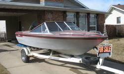 Have a fast ski boat with a merc 115. excellent shape. open bow, travel tarp, power trim. have a look, you will be impressed.  make a great fishing boat as well.