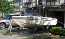 Looking for an economical, no drama boat to enjoy the summer in? Needing some way to access more private camping locations? Whatever your reasons, this boat has been awesome for the 5 years i've owned it. Unfortunately, my family is no longer using the