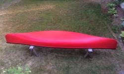 This Paluski Fastwater is the product of a failed relationship (one into camping and getting white water ... the other into glamping and getting wasted). Canoe and its condition speak for themselves: * Paluski Fastwater renowned for stability and