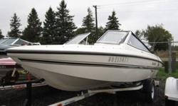 16ft, 1998 Renken with a 90hp Johnson motor and a 2002 trailer. This comfortable boat includes seating for 4+2 in the bow, a marine battery and a tape deck. Year-end clearout price of $3800.