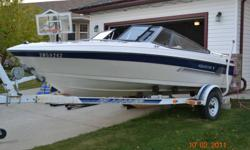 Immaculate 2nd owner boat and accessory package. 4.3 V6 Volvo Penta Duo Prop Leg. Package includes everything a new owner needs to get started, from mooring ropes, safety kits and anchor to a fish finder. Toys included are skiis, knee board, wake boards,