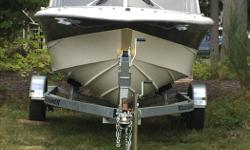 1989 17 1/2 ft Double Eagle 2000 Johnson outboard 2015 Road Runner trailer Dual batteries Dual bilge pumps Lots of extras