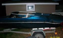 1982 17.5' Hydrostream ski boat, excellent condition, 2 new front seats solid floor, no leaks, solid transom. Will make an excellent ski boat. Need to sell, as I don't have room to store it. Call 204-324-5299