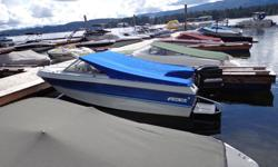 1989 Fiber Tech boat with a 115 hp Mercury outboard. Comes with everything you need to go boating it comes with 3 life jackets,oars,rod holders,depth sounder,spare prop and more. 4.5hp Mercury kicker also available.
