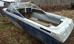 Heavy duty hull   Willing to trade    Can deliver for 50$