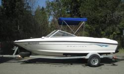 18 Foot Bayliner 3.0 Liter 135hp... Great on Gas 1 Day Rental $300 2-3 Day Rental $250 per day 4-6 Day Rental $200 per day $1200 Weekly Rentals Lake Use Only.... Damage Deposit Required Delivery Can Be Arranged.. DELIVERY TO SHAWNIGAN LAKE FREE ON 2 PLUS