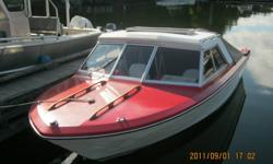 18 ft Campion Hardtop. 2010 - 75 HP Mercury Optimax engine. 2 stroke, oil injected, fuel injected with less than 600 hours.  Tranferrable Mercury warrantee until June 2012 New Cables, steering, instruments and Top Gun aft cover. Boat may be seen on